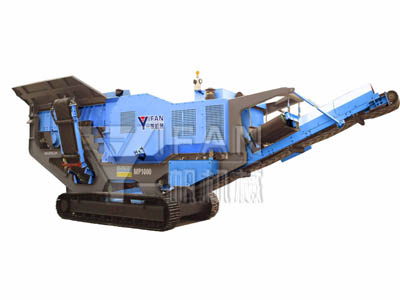 Crawler Portable Crusher