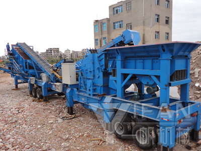 Poratble Crusher for construction waste recycling to Henan